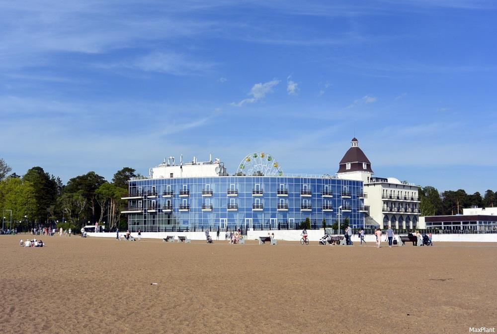 зеленогорск ленинградская область фото пляжей и набережной грудастой сучкой априори